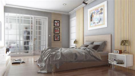 lumion  daytime interior render bedroom