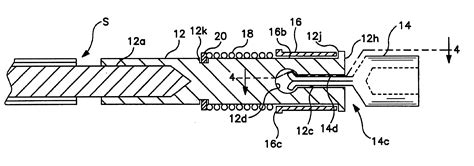 patent  quick disconnect tube cleaning brush coupling google patentsuche