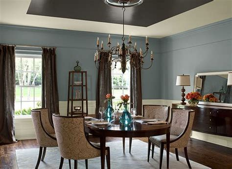 dining room ideas inspiration paint colors blue