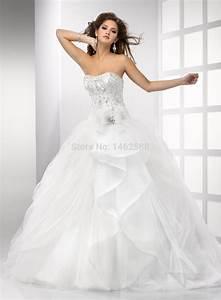 gorgeous beaded sweetheart bodice corset organza ruffles With corset bodice wedding dress