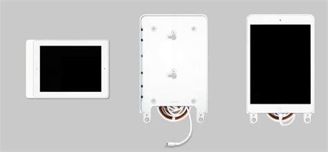 l et l mini s accrochent aux murs air mini ou pro et actu avec
