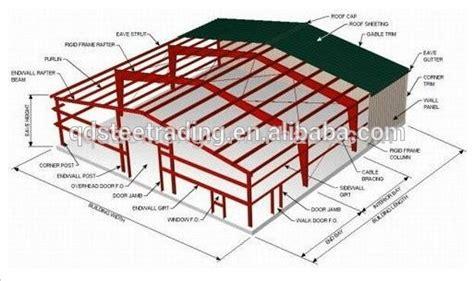 Warehouse Layout Design,Portal Frame,Lingt Steel Structure