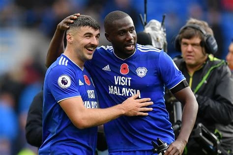 Late Bamba goal clinches Cardiff win
