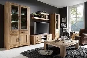Wohnzimmermbel Holz
