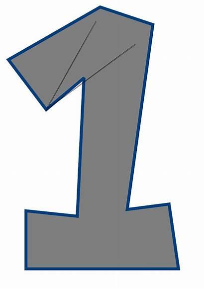 Number Clip Outline Clipart Svg Clipartpanda Gray