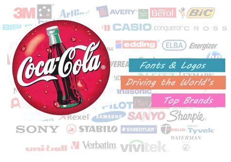 Ten Ways Fonts & Logos Driving the World's Top Brands ...