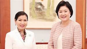 Yumi Hogan Meets With First Lady Of South Ko | WBAL Radio ...