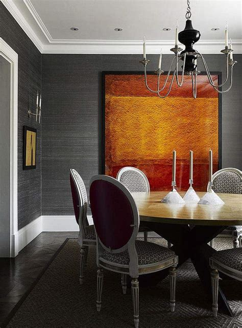 70 Ideas For Dining Rooms by Gray Dining Room Ideas Shine In 2017