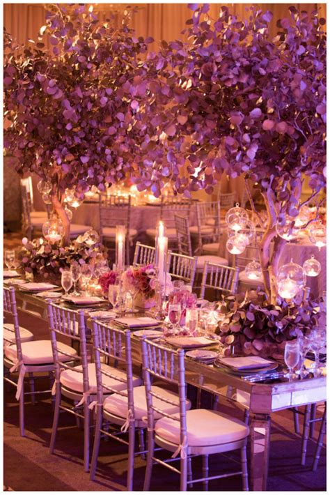 lilac table decorations wedding tables - Lilac Decorations Wedding Tables