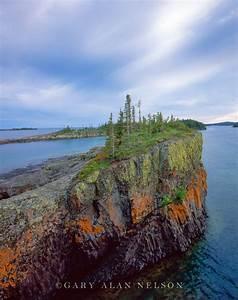Split Island on Lake Superior | Isle Royale National Park ...