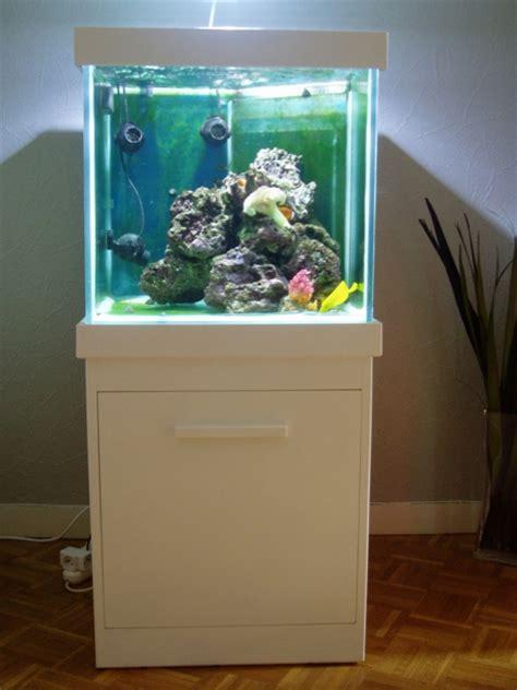 aquarium cube 200 l modification et mise en route de mon aquacube de 200l aquarium r 233 cifal aquarium marin