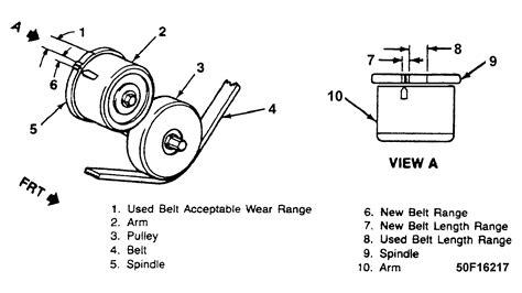 Chevrolet Suburban Serpentine Belt Routing Timing