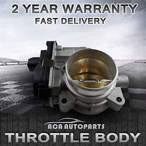 Gm Holden Throttle Body Ve Vz Commodore Wm Statesman V6