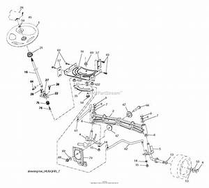 Seal Steering Diagram