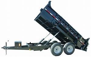 6  U0026 7 Ton Hydraulic Dump Trailer