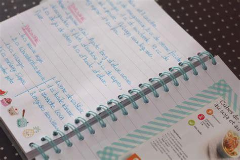 cahier de recette de cuisine cahier de recette de cuisine