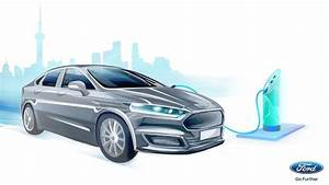 Ford To Launch Mondeo Energi PHEV In China In 2018 Full