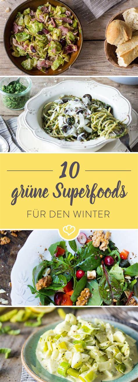10 Grüne Superfoods Für Den Winter  In 80 Töpfen Um Die