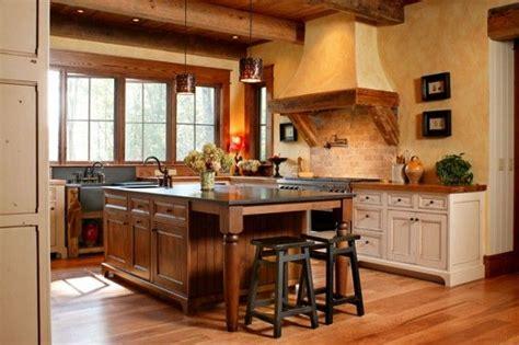 Farmhouse Kitchen Island Ideas - knotty alder cabinets kitchen ideas pinterest knotty