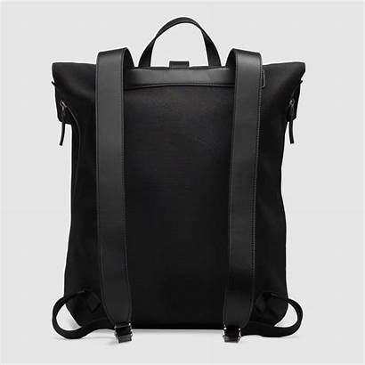 Gucci Backpack Canvas Techno Backpacks Mens Bags