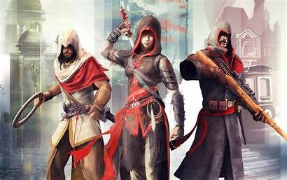 Creed China Chronicles Wallpapers