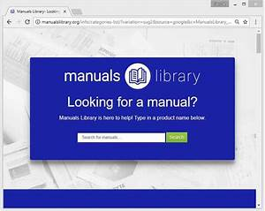 How To Remove Manuals Library Browser Hijacker  Best