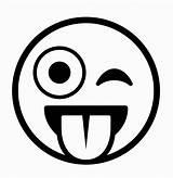 Emoji Coloring sketch template