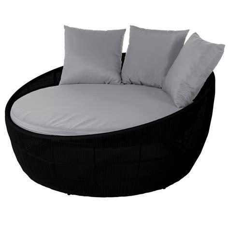 giardino nero letto tondo da giardino nero mobili giardino sconti 70