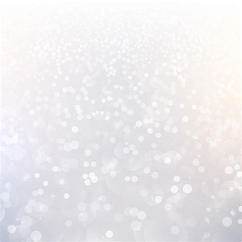 white backdrop with lights white light dot with blurs christmas background vector 03