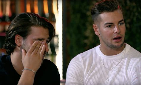 Chris And Kem Straight Outta Love Island Shows Chris And