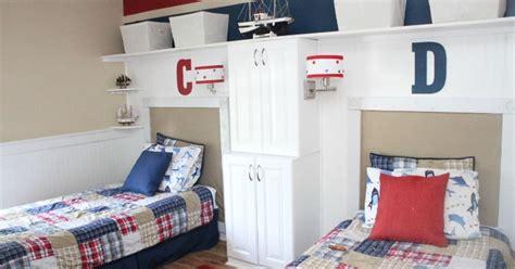 Pottery Barn-inspired Boys Bedroom Reveal