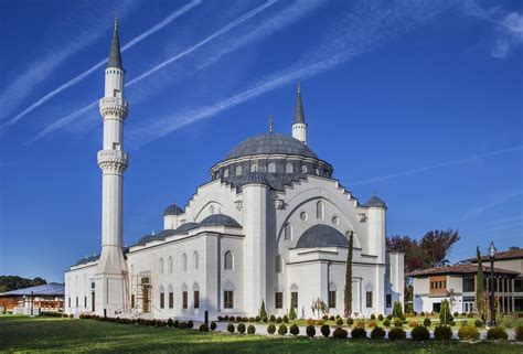 Diyanet Center Of America  Hassa Architecture