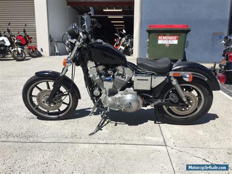 Harley-davidson Xl1100 For Sale In Australia