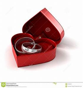 wedding rings in case stock illustration image of With wedding ring case