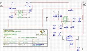 I Need Help In Stimulating These Chips Lm1036 Lm386 Tda2003 Ni