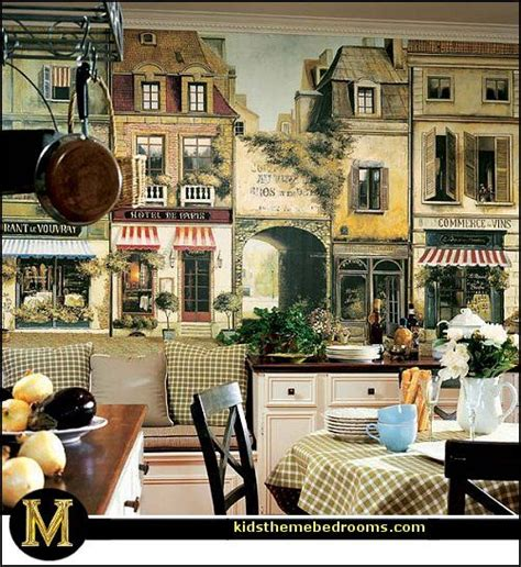 cafe kitchen decorating ideas cafe bistro kitchen or themed bedrooms