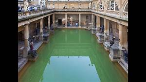 The Roman Baths In Bath  Uk Seven Natural Wonders As One