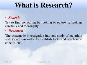 Research Methodology: A Step by Step Guide To Start ...