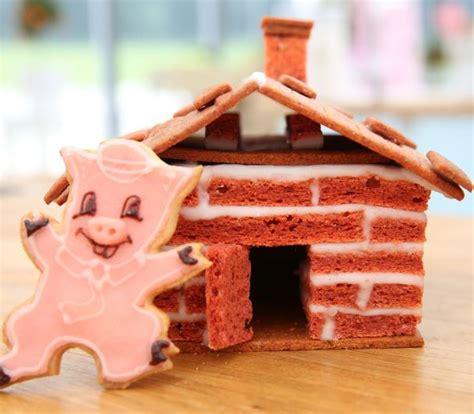 recette la maison en paille des  petits cochons dophelie