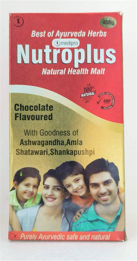 Have better visibility of your collective spending and. Buy Nutroplus Malt 400gm Online - Ayush Care