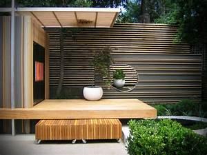 decoration terrasse avec bambou maison design bahbecom With decoration terrasse avec bambou