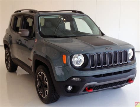 jeep renegade  exact    road rated