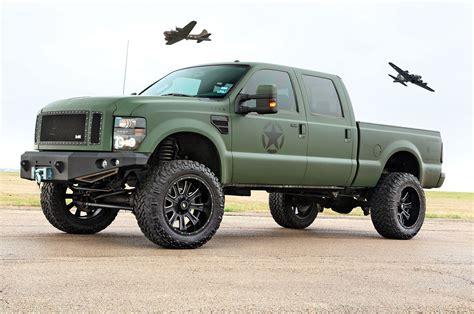 2010 Ford F250 4wd  Memphis Belle  Truckin` Magazine