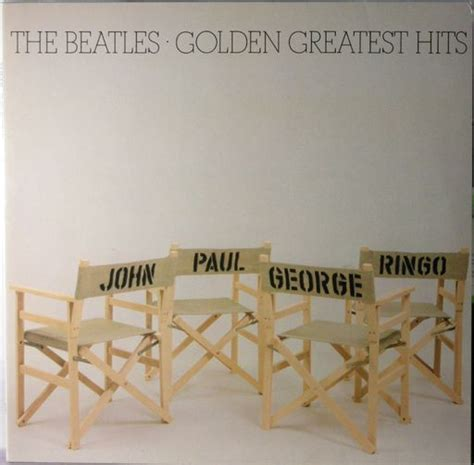 The Beatles  Golden Greatest Hits (vinyl, Lp) At Discogs