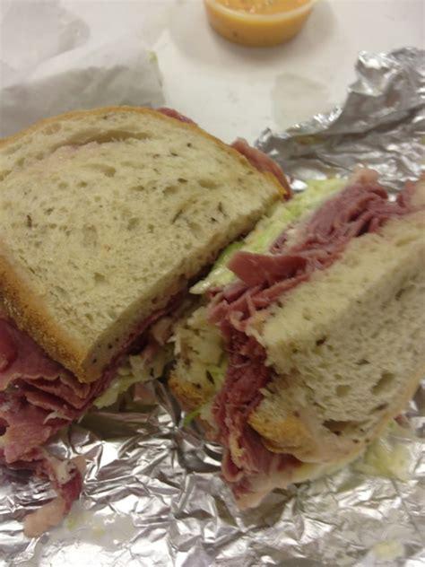 Tj's Butcher Block & Deli  Meat Shops  14415 Detroit Ave