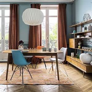 Maison Du Monde Essen : herbstliche t ne gem tliches esszimmer in braun orange und wei herbst esszimmer ~ Buech-reservation.com Haus und Dekorationen