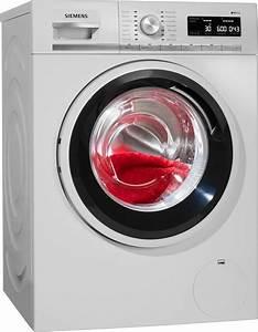 Siemens Waschmaschine Schleudert Nicht : siemens waschmaschine iq700 wm14w5eco 8 kg 1400 u min online kaufen otto ~ Orissabook.com Haus und Dekorationen
