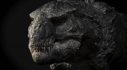 Dmitry Artstation Tyrannosaurus Animation