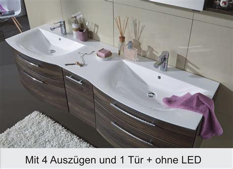 Badmöbel Set Anthrazit Doppelwaschbecken by Puris Linea Doppelwaschtisch Set Badm 246 Bel G 252 Nstig