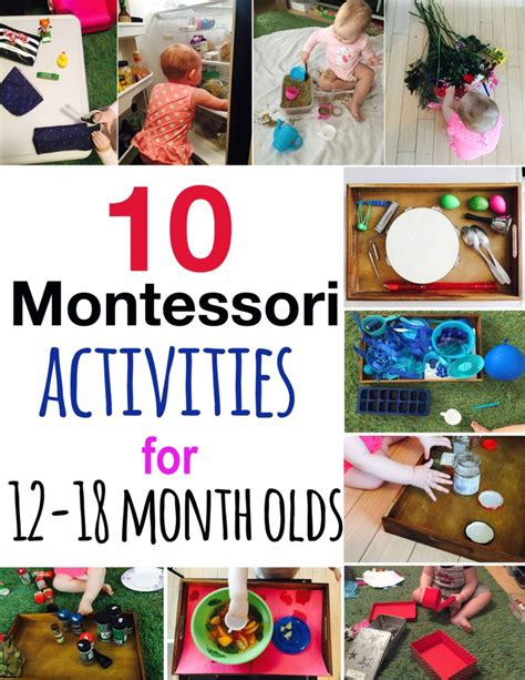 arts and crafts for 12 year olds 10 montessori inspired activities for toddlers montessori